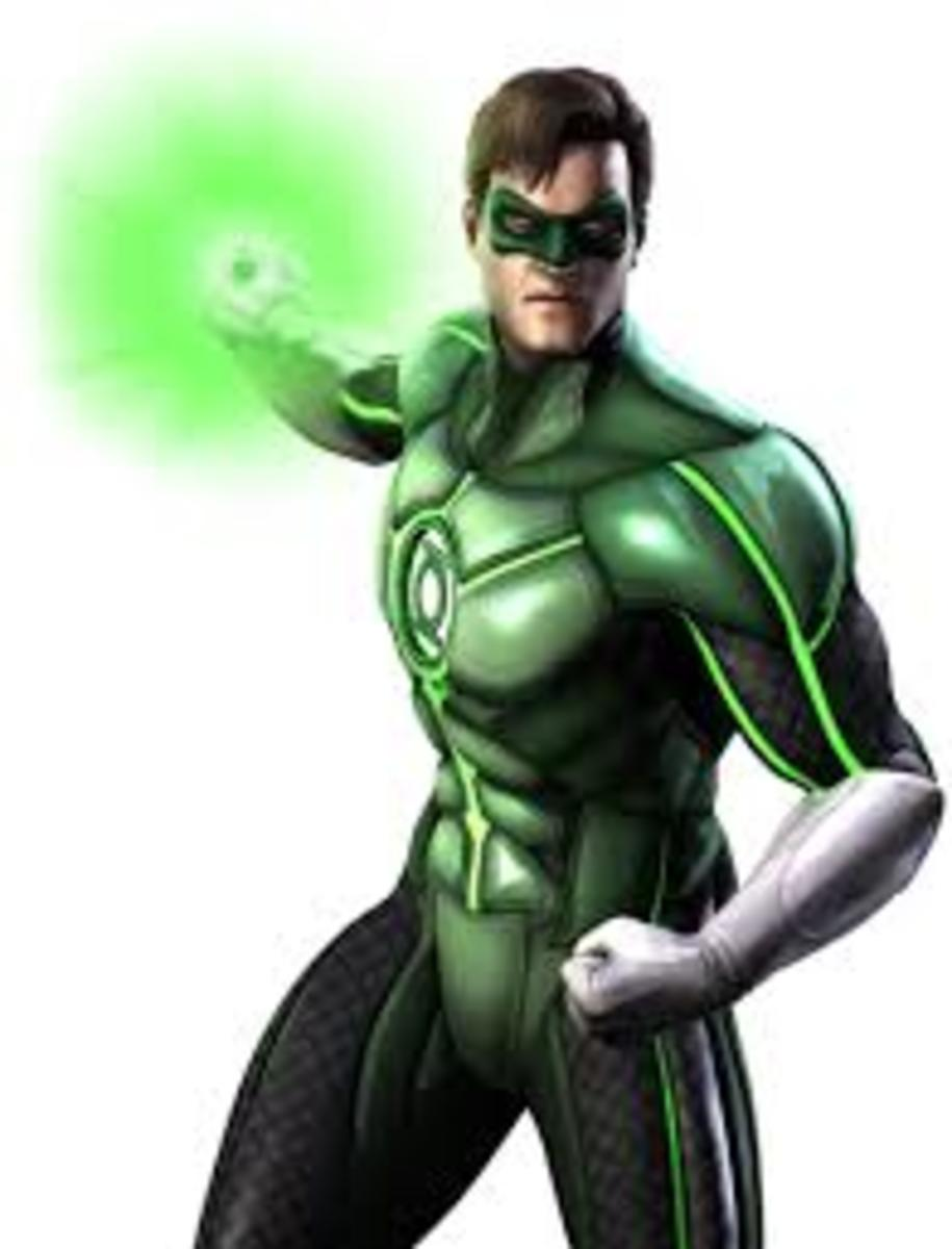Green Lantern - The Key Issues