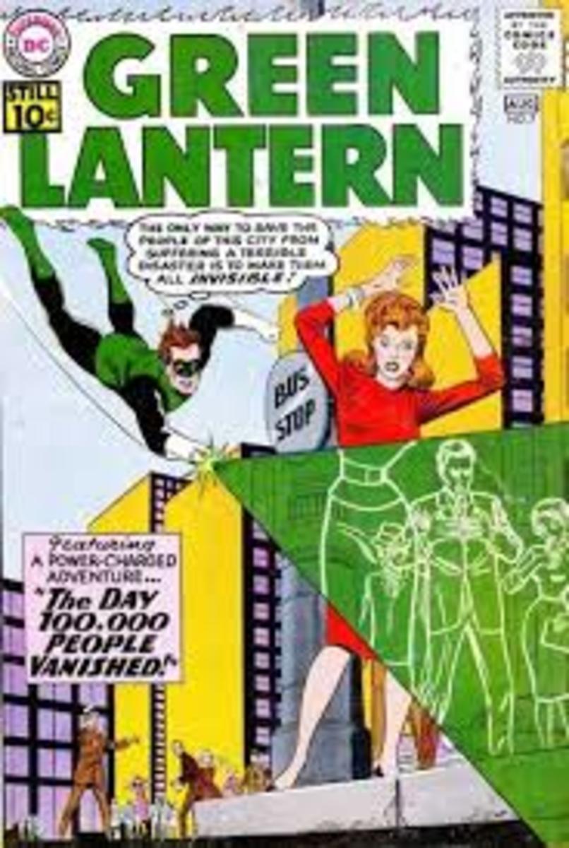 Green Lantern vol 2 # 7