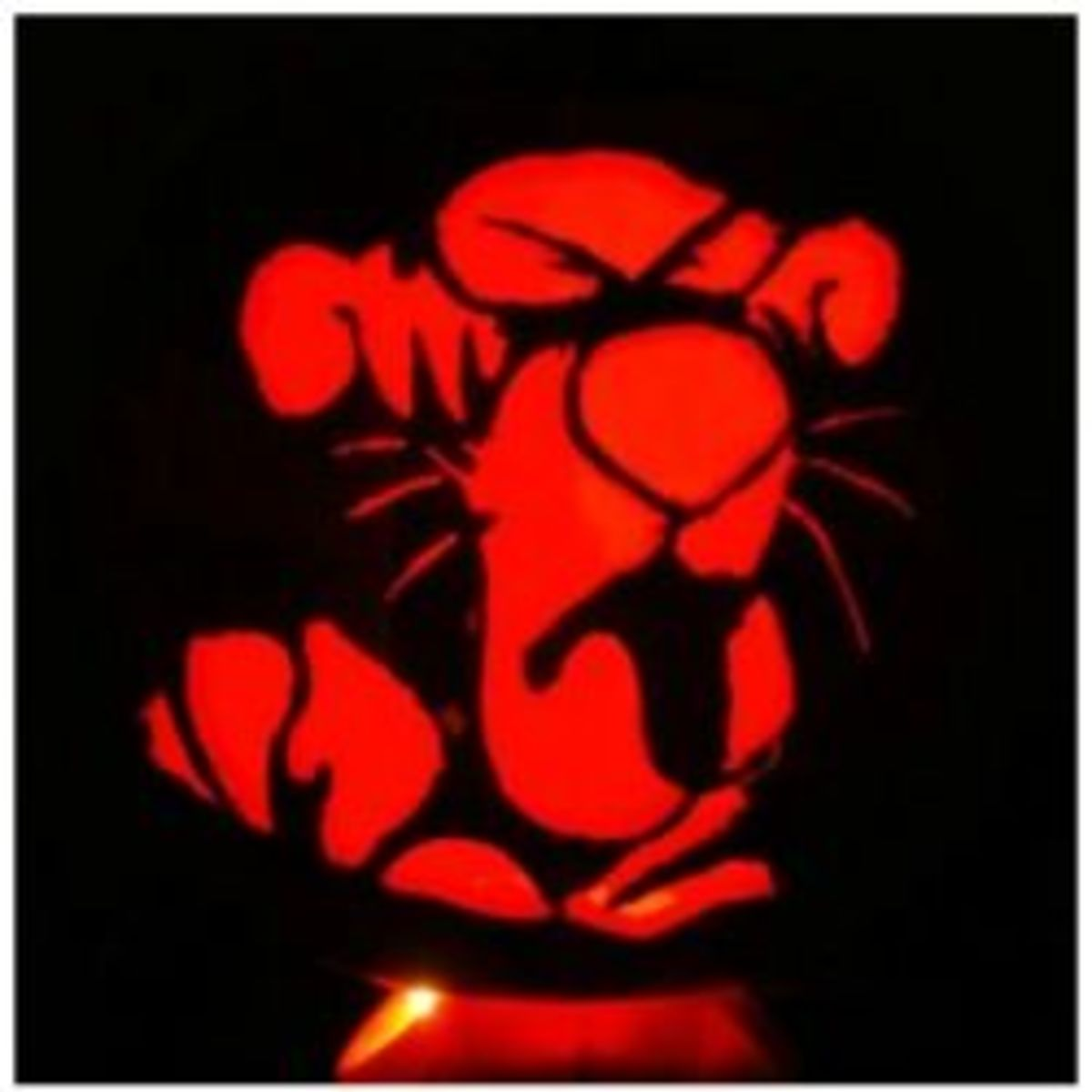 Disney Winnie The Pooh Pumpkin Carving Patterns