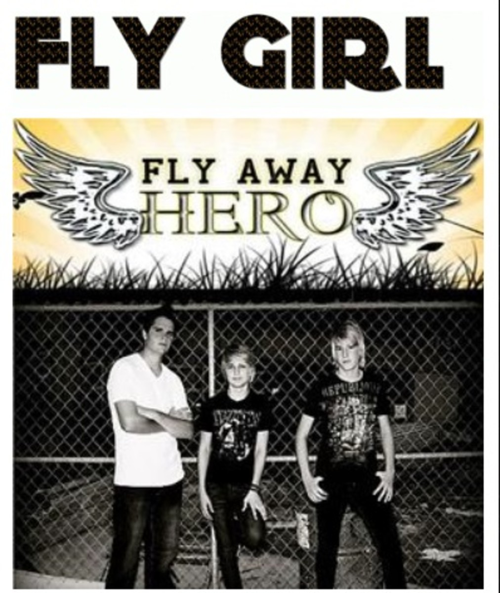 Dalton reassemblies old band Fly Away Hero