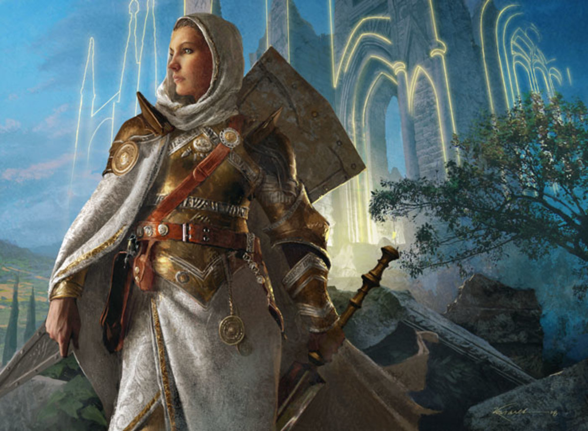 Magic the Gathering Card Analysis: Knight of the Reliquary