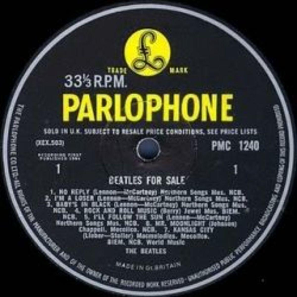 beatlesparlophonerecords