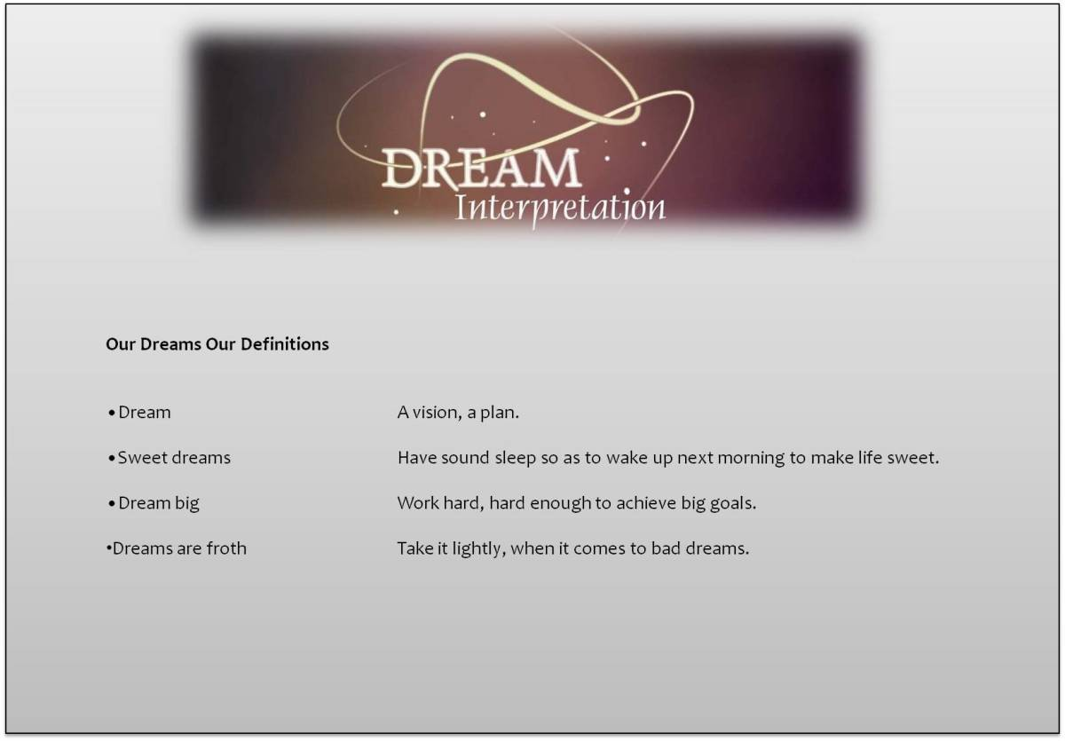 Interpretation for Dead and Alive in the Dreams   HubPages