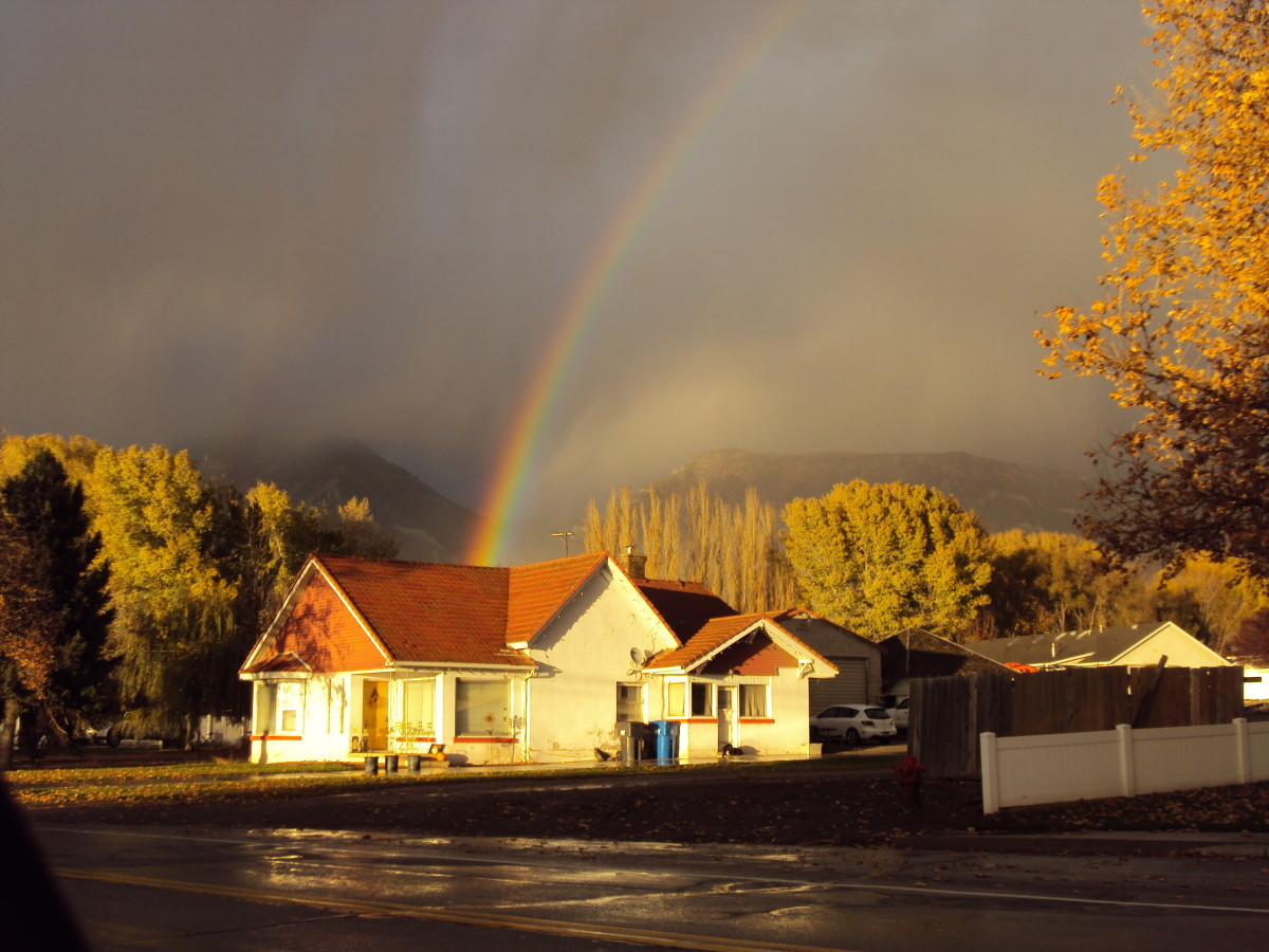 Some may wish for that pot of gold.  A few may receive it.  What is your wish today?