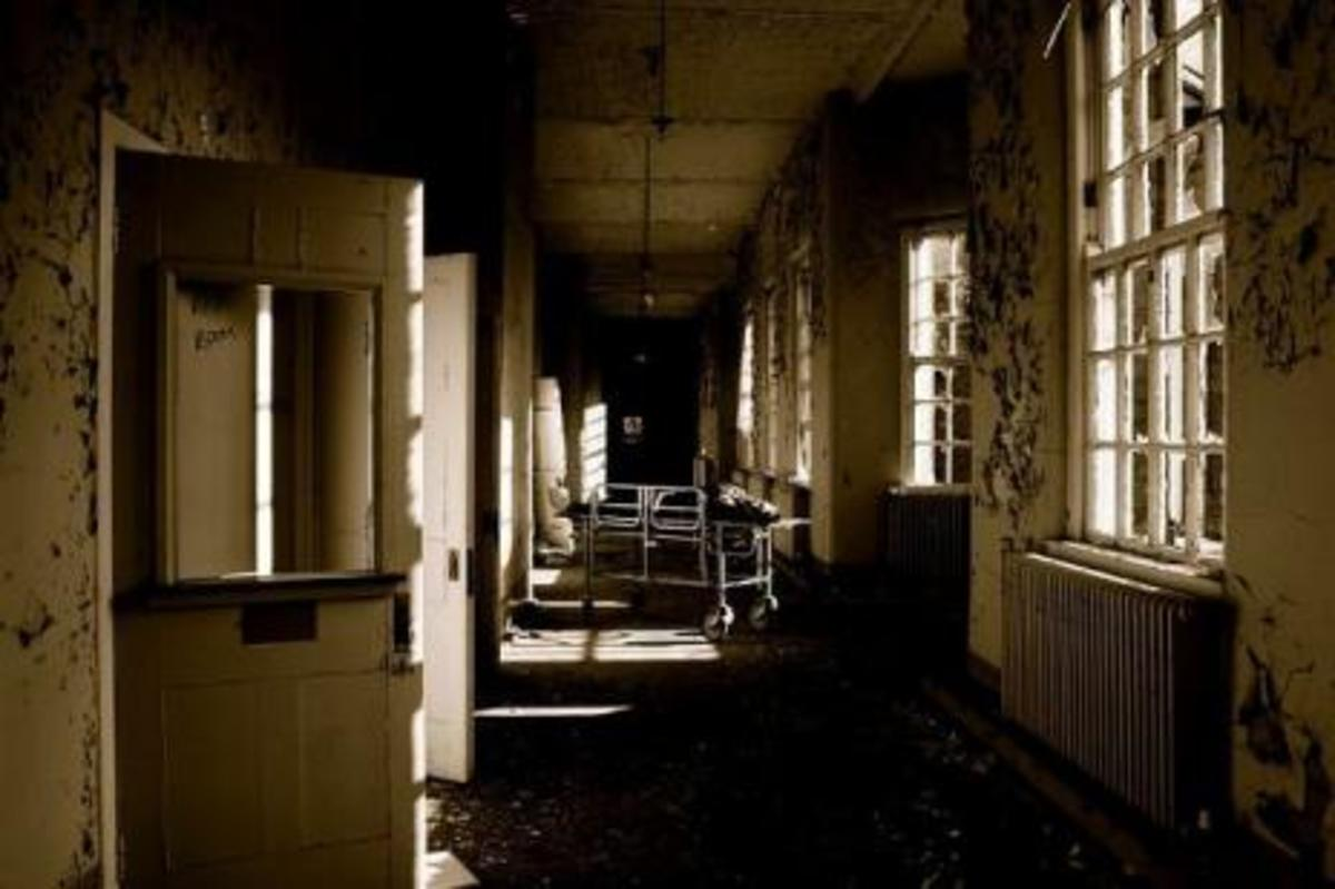 Abandoned Insane Asylums