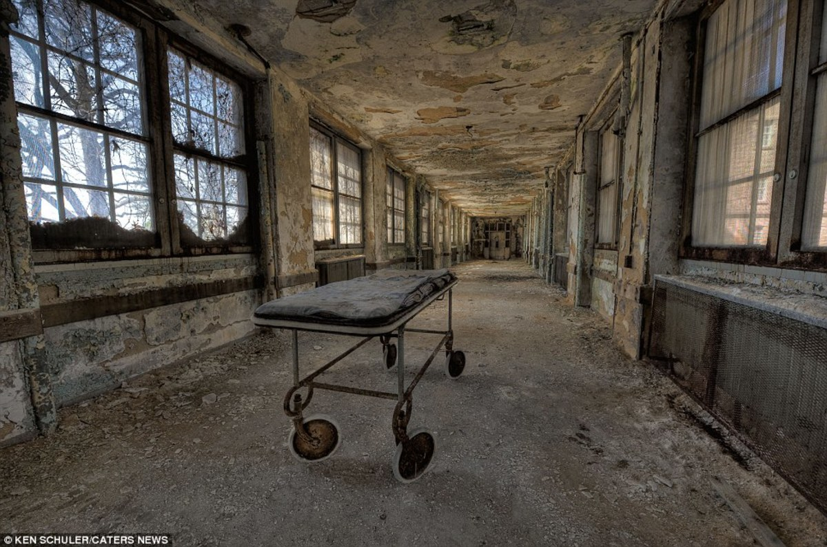 Trenton Psychiatric Hospital - Abandoned Insane Asylums