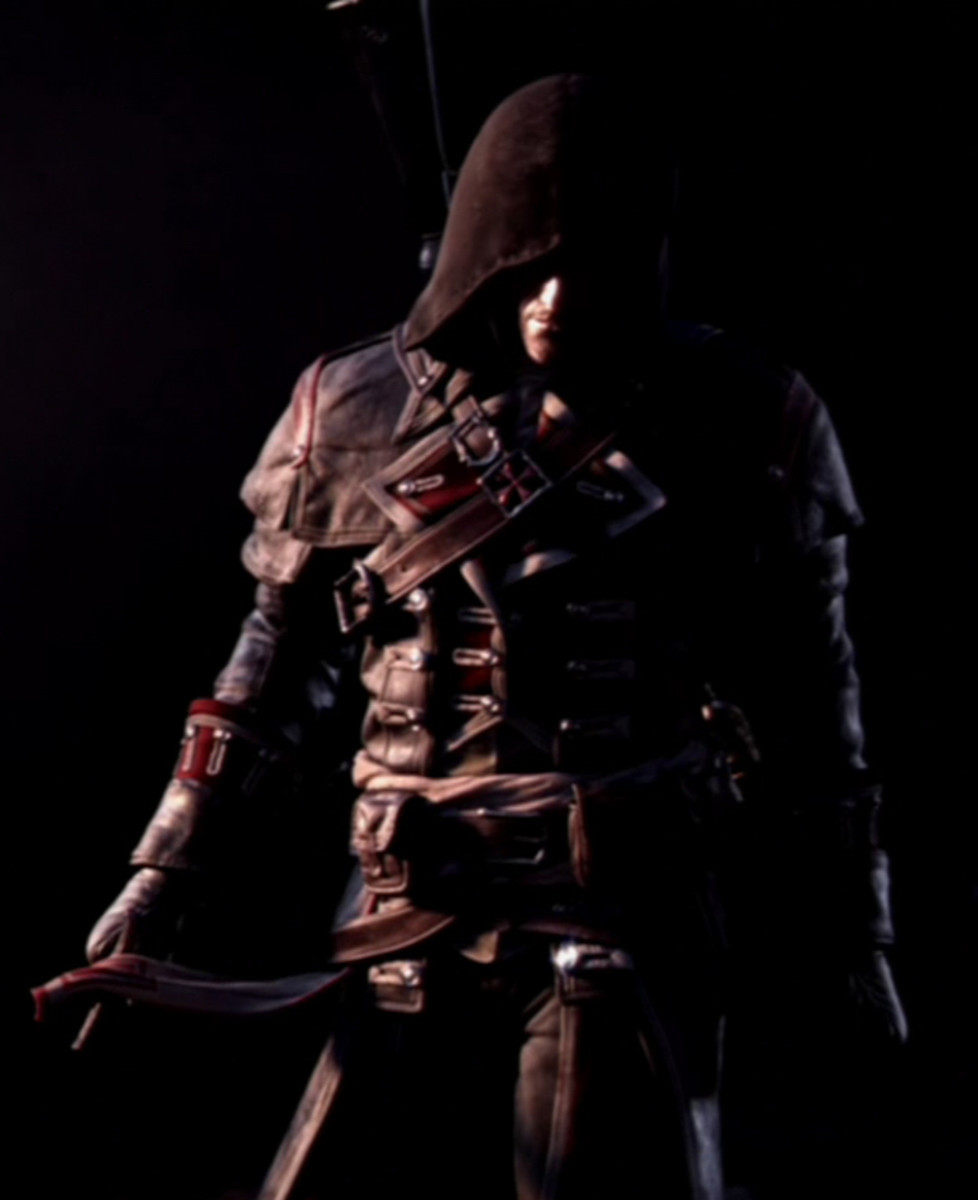 Assassin's Creed Rogue Upgrade Level Up Guide