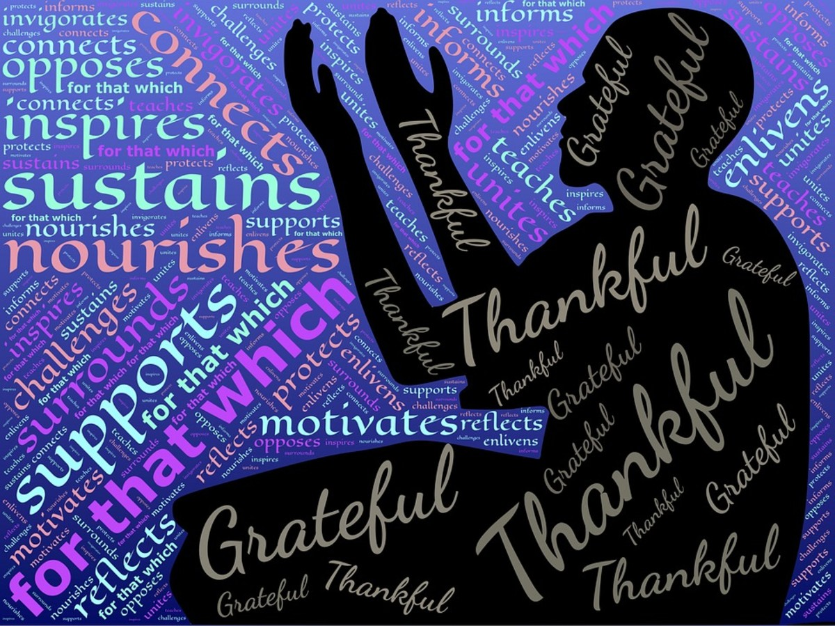 Gratitude: Ways to Keep the Blessings Flowing