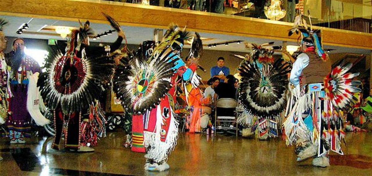 Last Chance Community Pow Wow 2007, Helena, Montana
