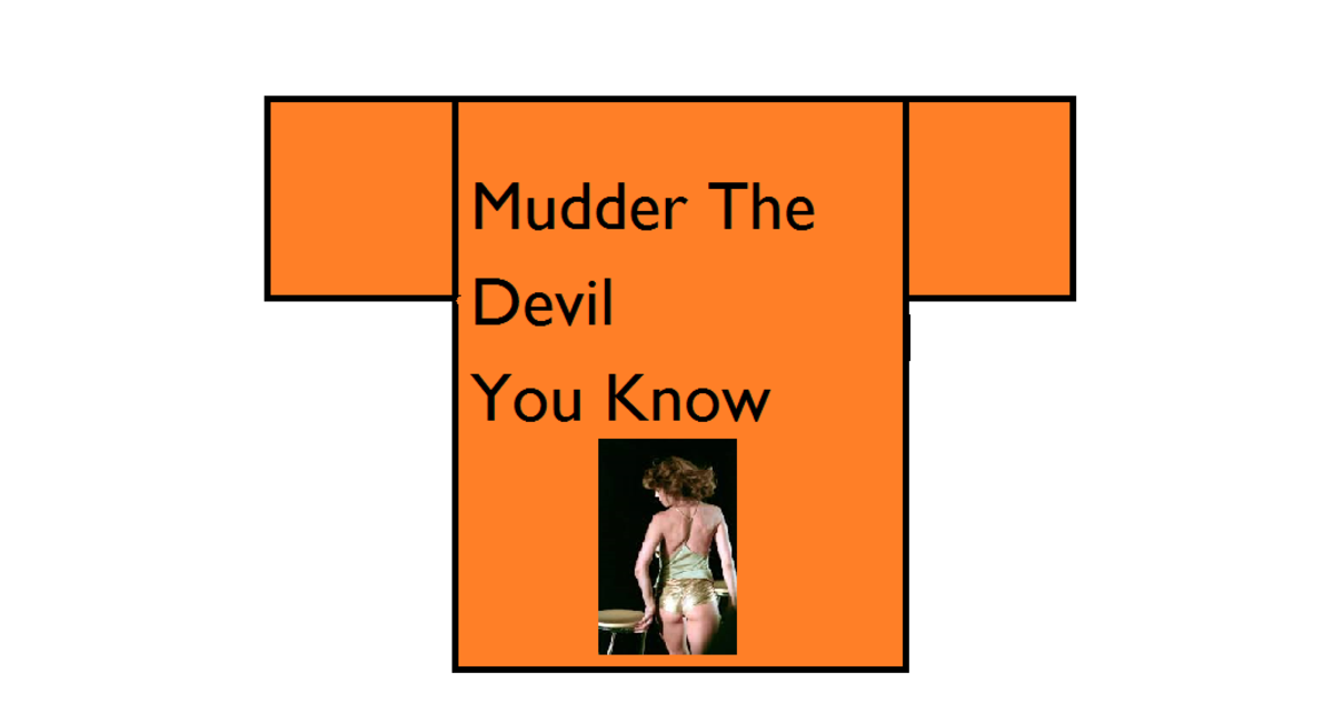 For the Kylie fans- Mudder The Devil You Know (Or the Steps fans too!)