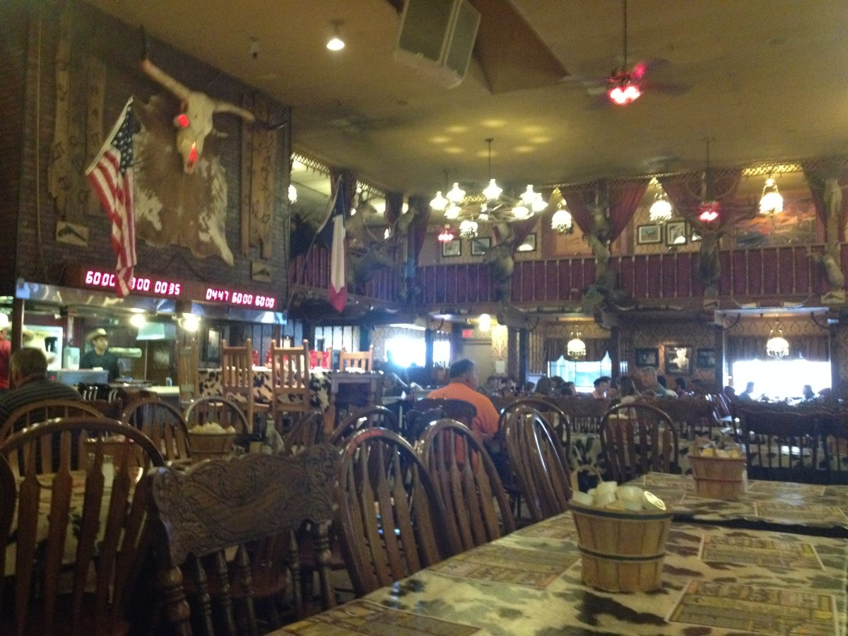 Big Texan Steakhouse