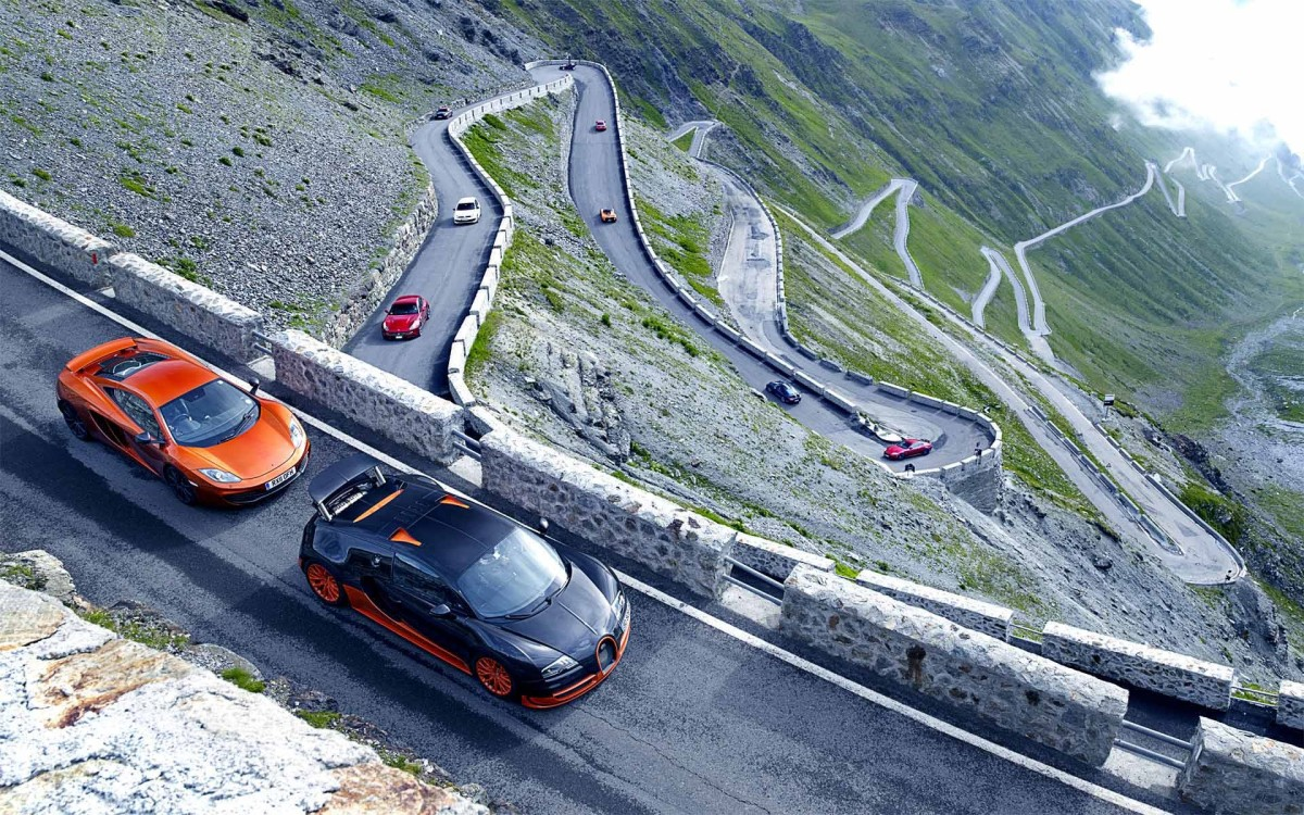 Transfagarasan: The Best Driving Road in the World