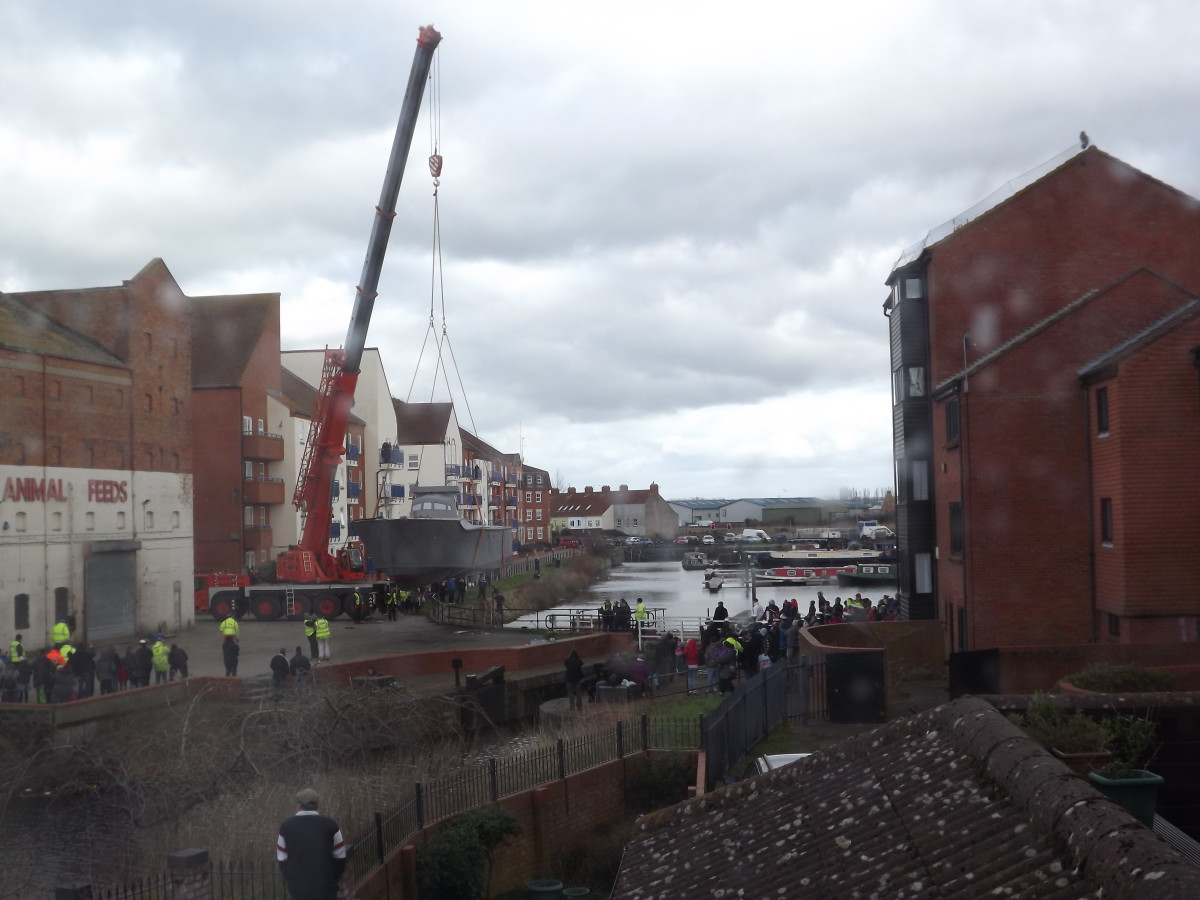 Lifting Commences