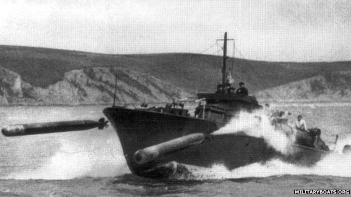 219 in Action, torpedoes launched