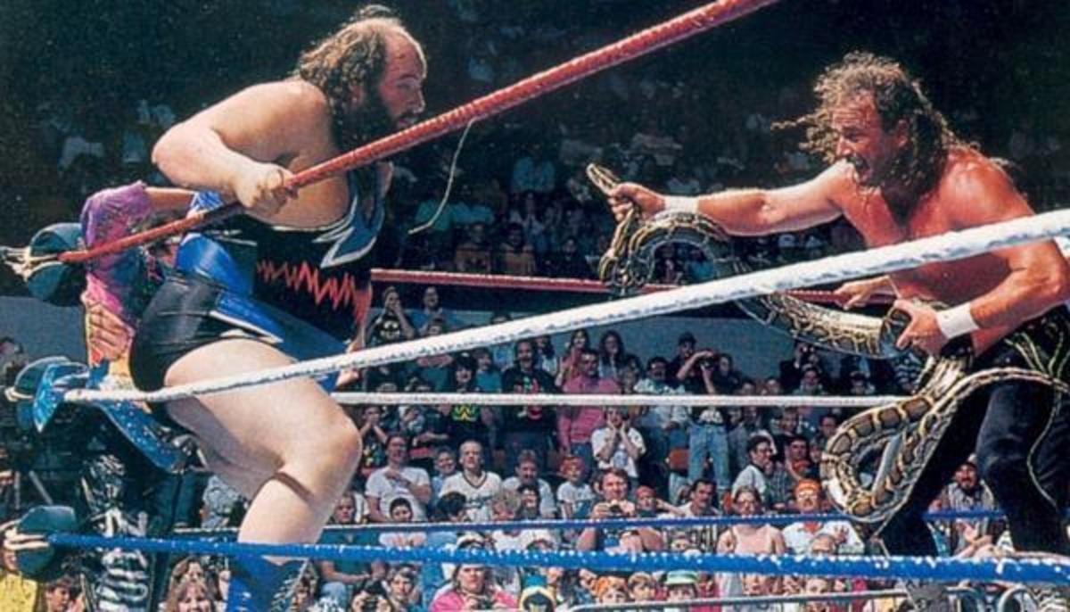 "Jake ""The Snake"" Roberts' Greatest Matches of All Time"