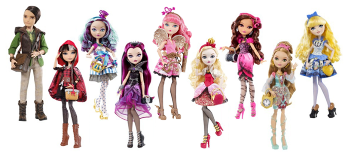 Ever After High Costumes and Accessories