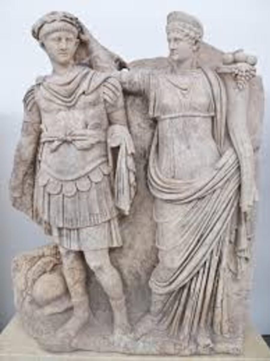 Nero and Aggripina
