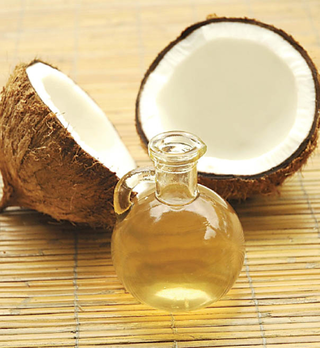 Coconut oil can be remarkably beneficial both when eaten and when applied topically.