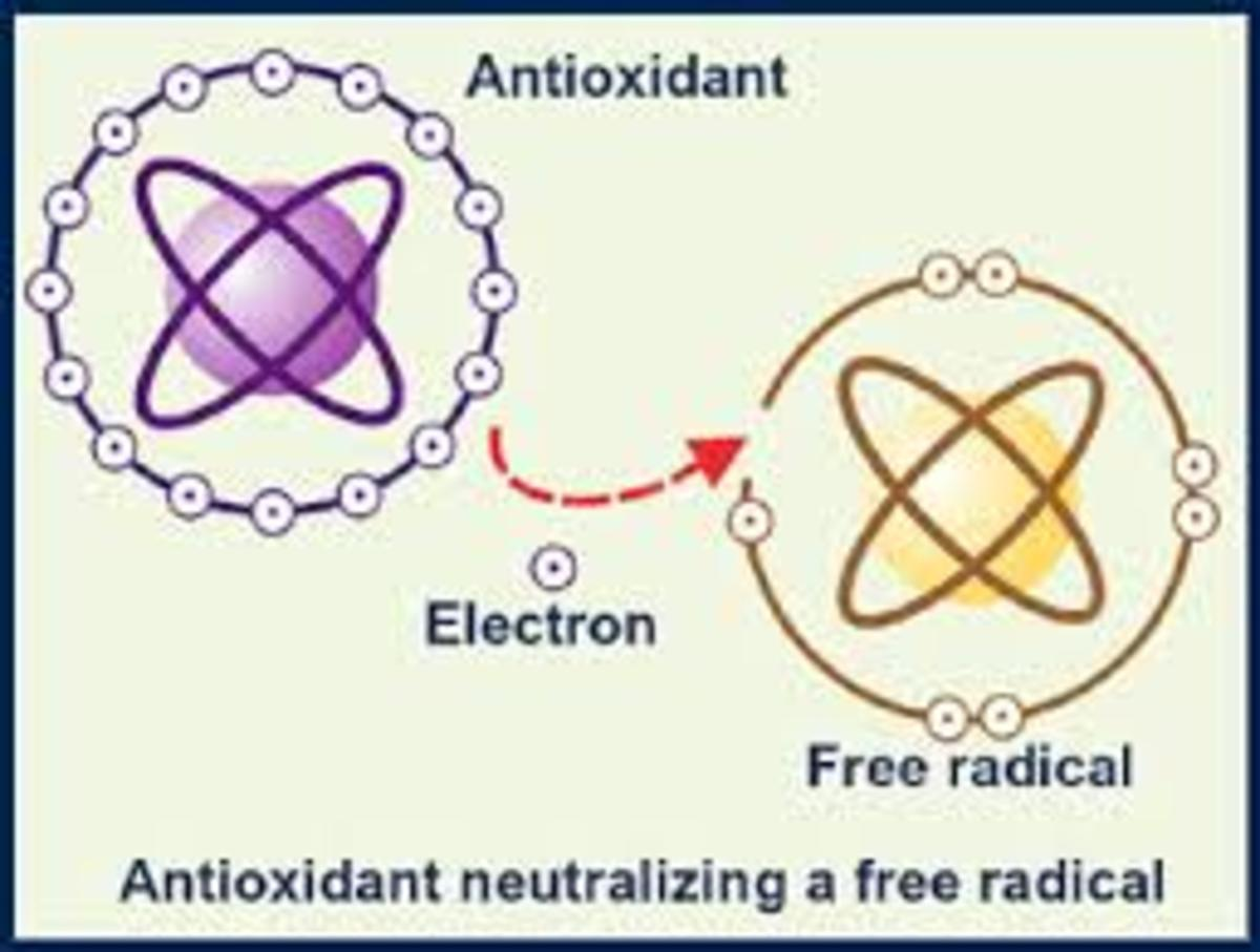 The oxidation process in itself is not bad, as it has to take place for our cells to get the nourishment they need to support life.