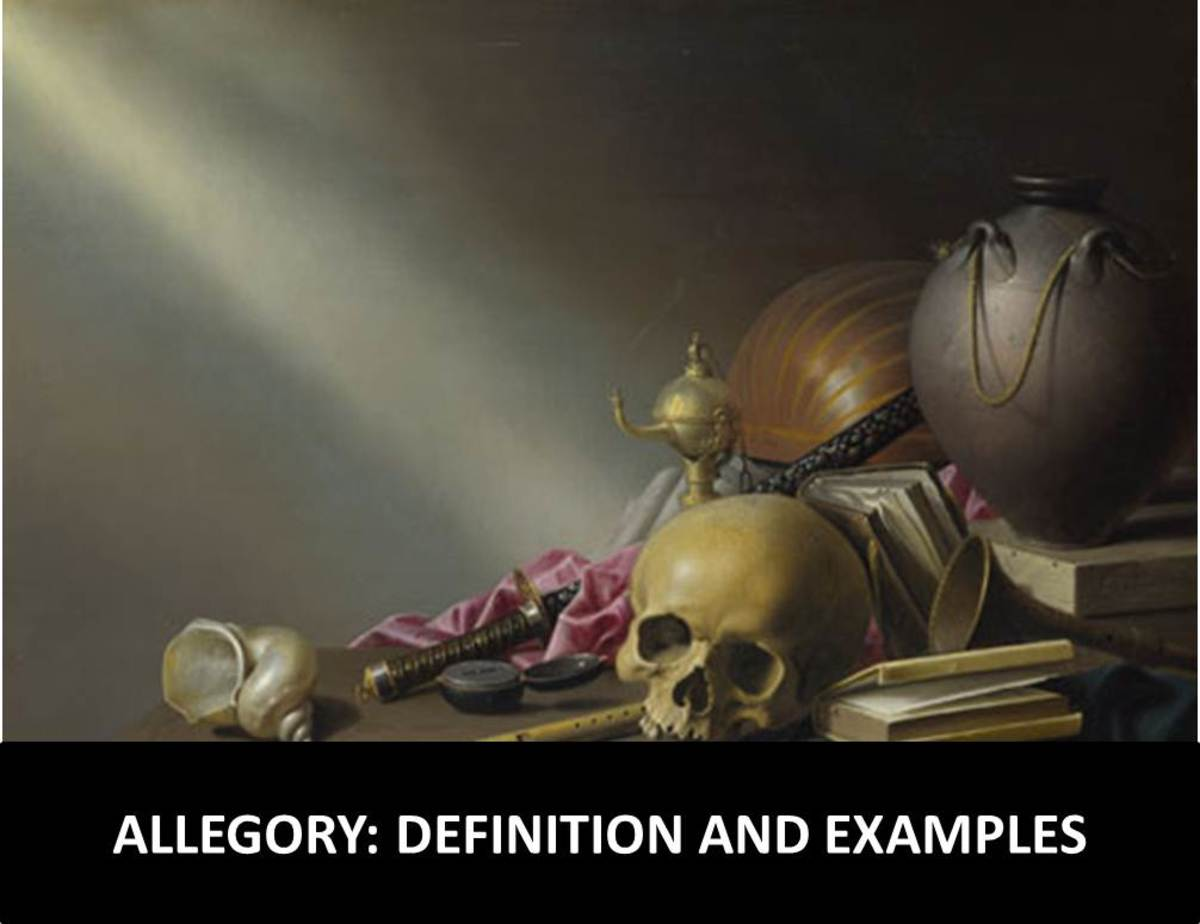 Allegory: Definition and Examples