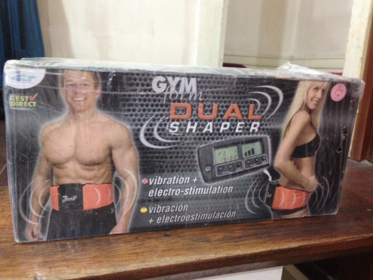 Gym Form Dual Shaper - Product Review: Does it Work?