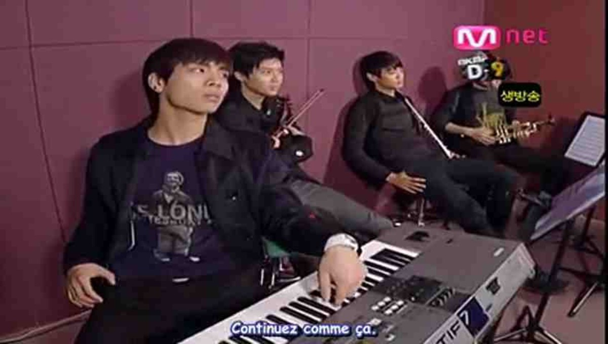 Beethoven Virus Parody by Shinee