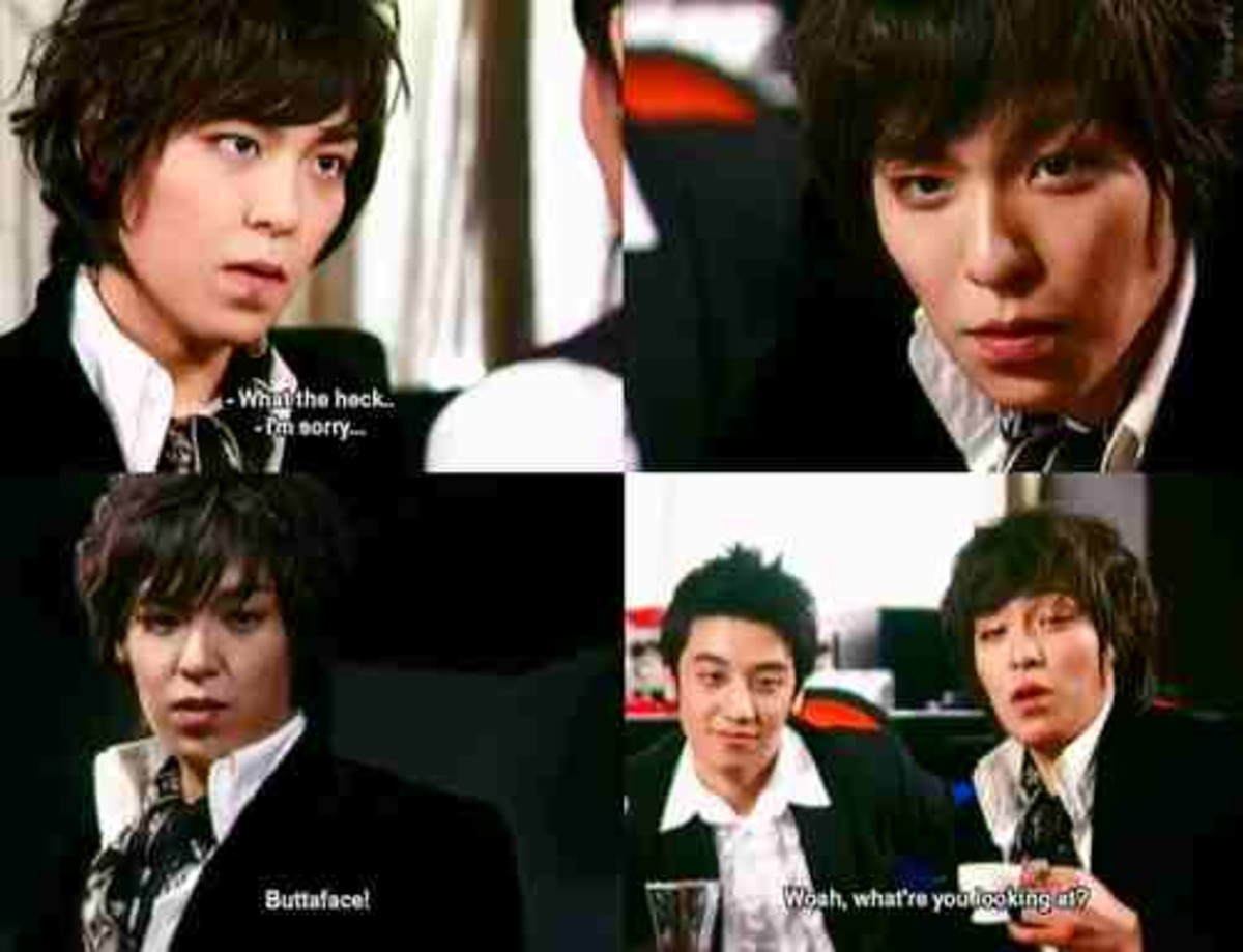 Boys Over Flowers Parody by BigBang
