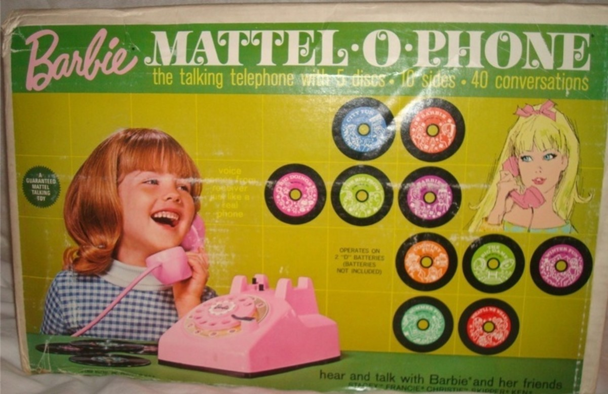 """Mattel-0-Phone"""