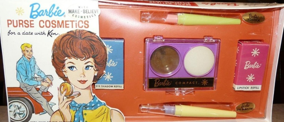 Barbie's Purse Cosmetics