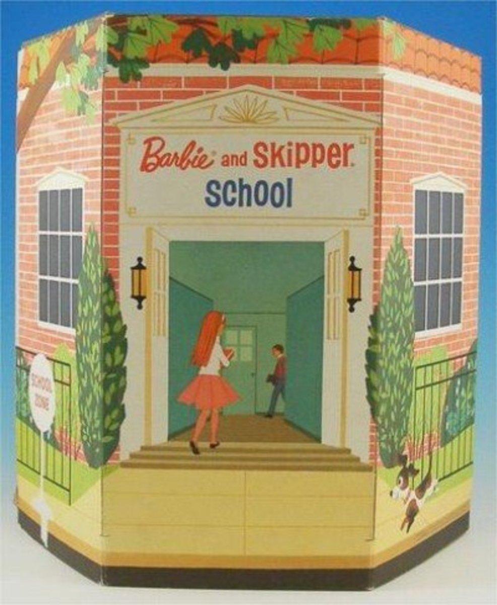 Barbie and Skipper School