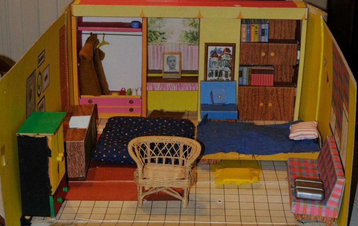 Barbie's Dream House 1962