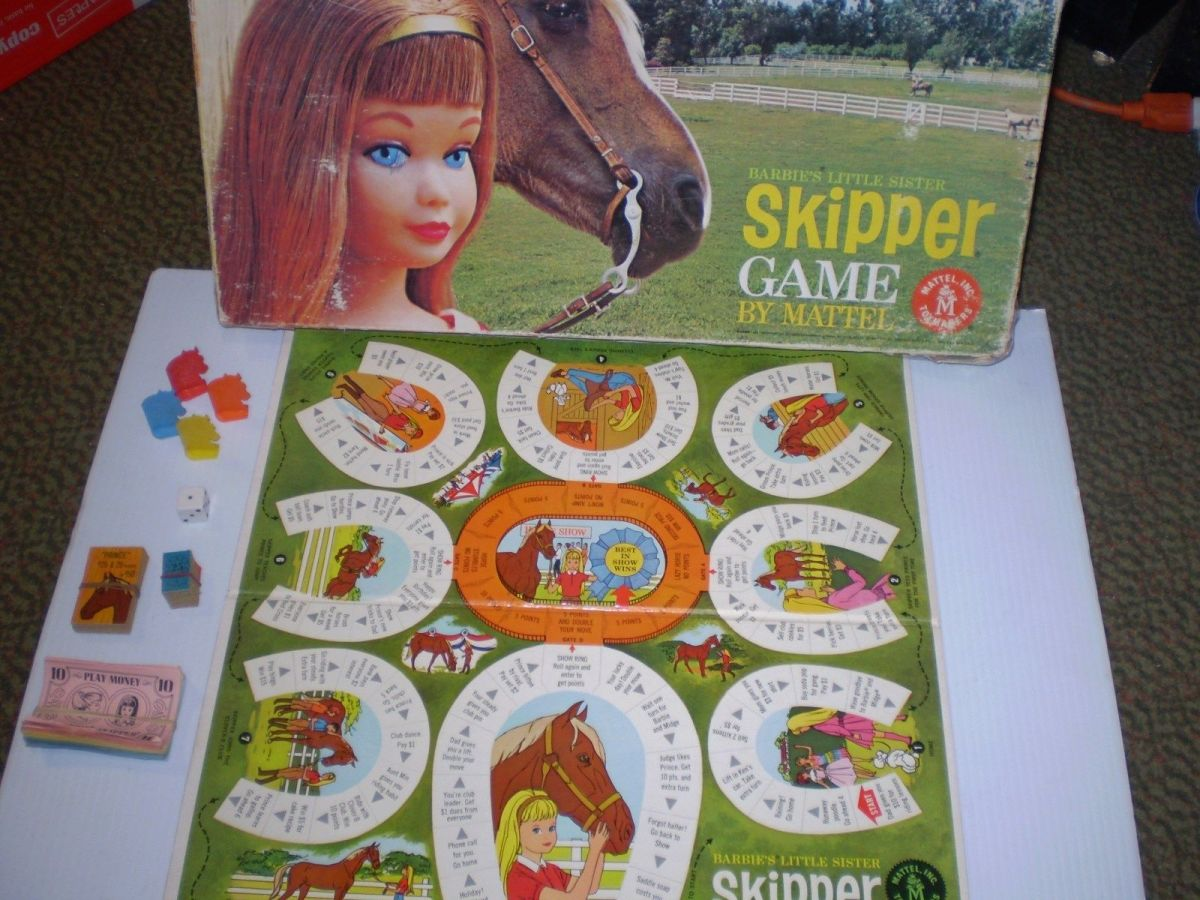Skipper Game, 1964-1965