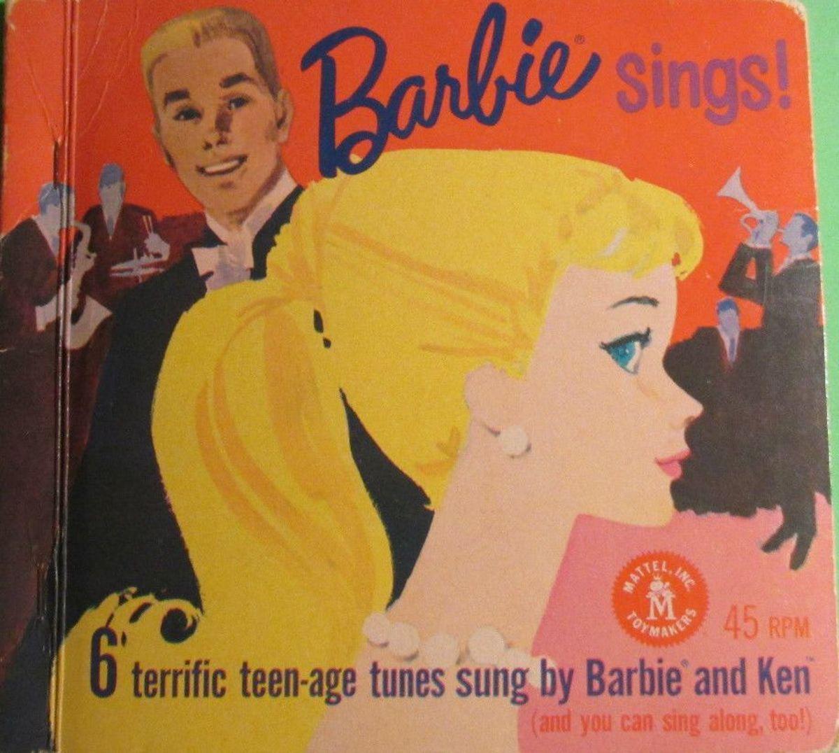 Barbie Sings!
