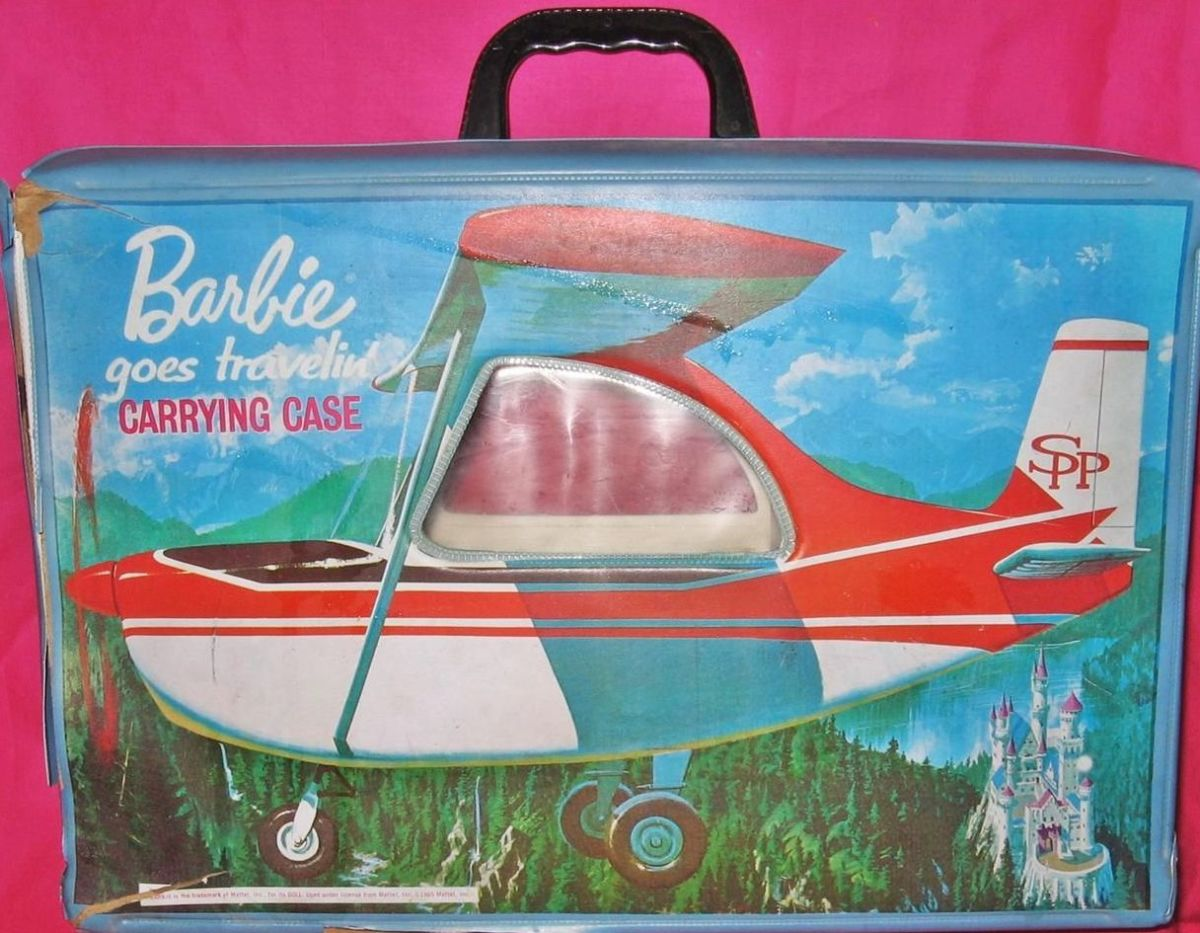 Barbie Goes Travelin'