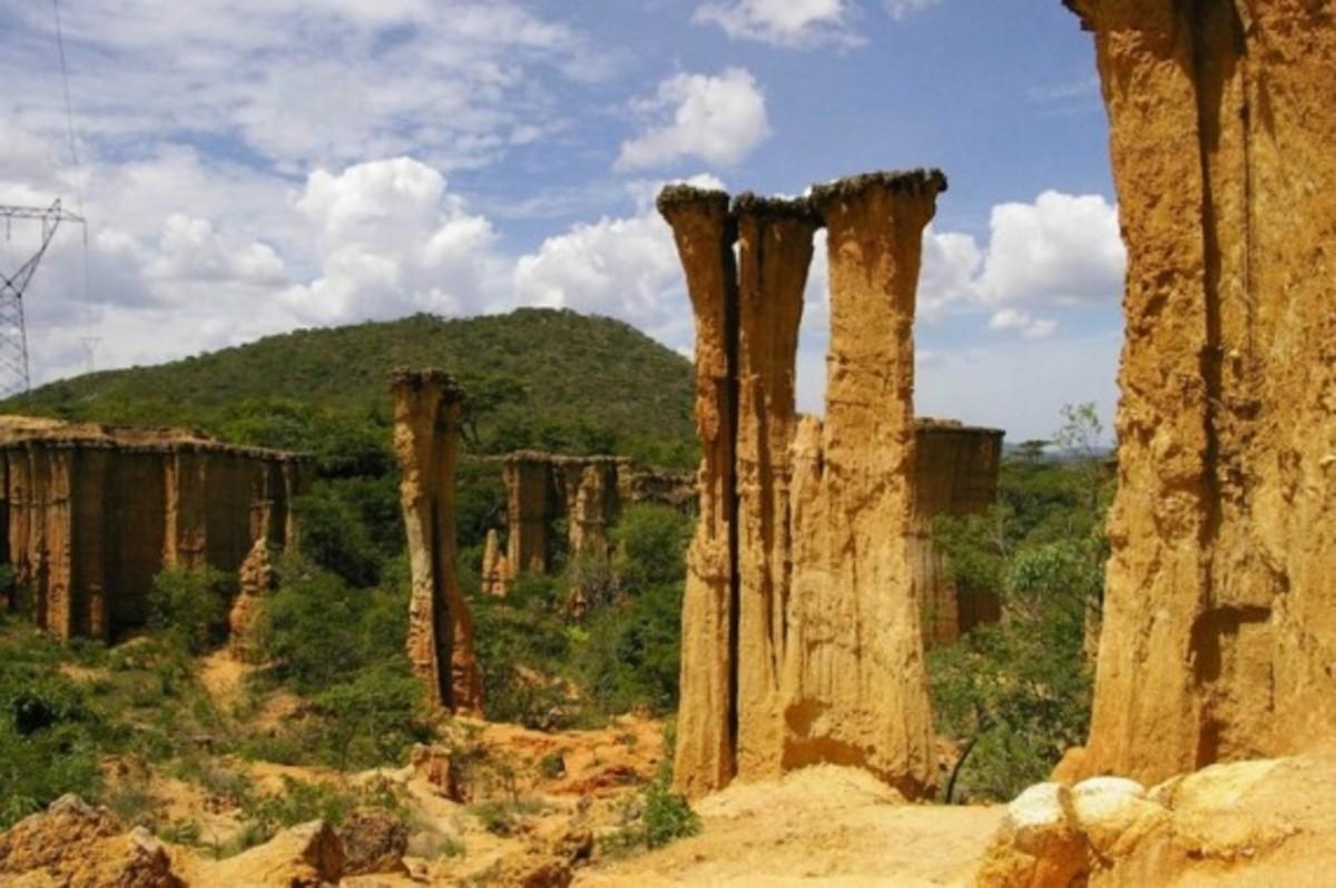 ISIMILA (TANZANIA) ONE OF THE WORLD'S OLD STONE AGE SITES