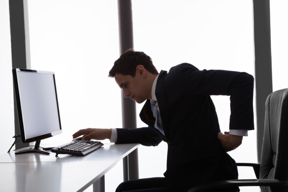 Can Your Office Chair Cause Hip Pain?