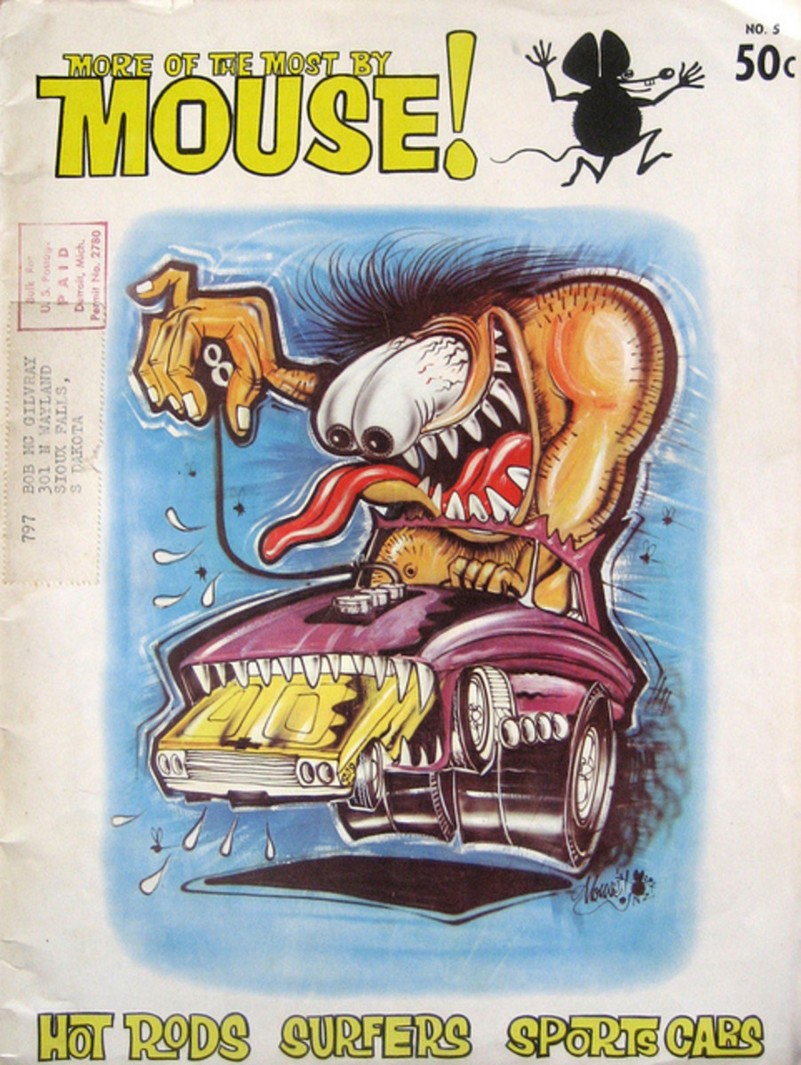 More Of the Most by Mouse!  Mail Order Catalog #5
