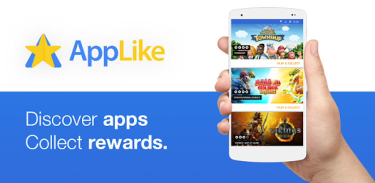 Discover Apps and Earn Rewards