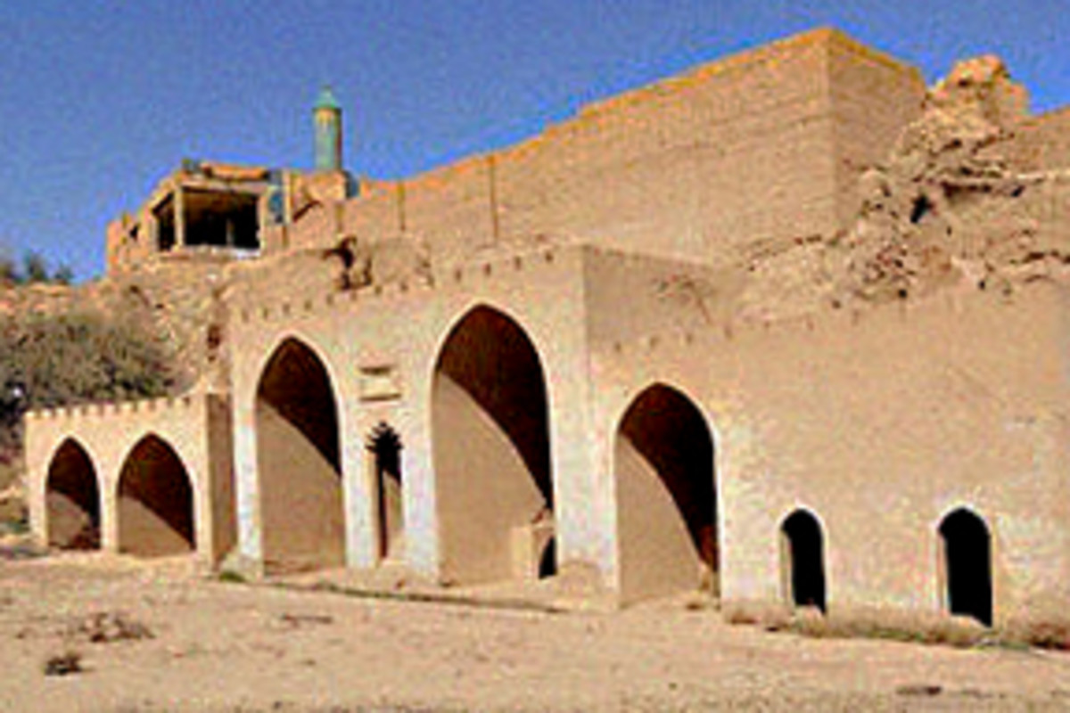 The Green Church was first built in 700 AD, and destroyed in 1089, rebuilt again in 1112 and destroyed again in 1258. Restored once more, this church was finally destroyed by ISIL  in Sept 2014