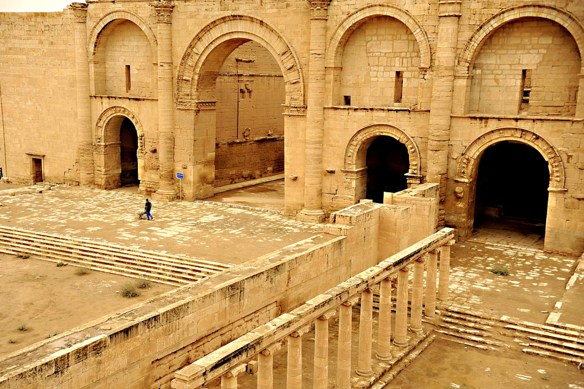 Hatra - great city of the ancient world
