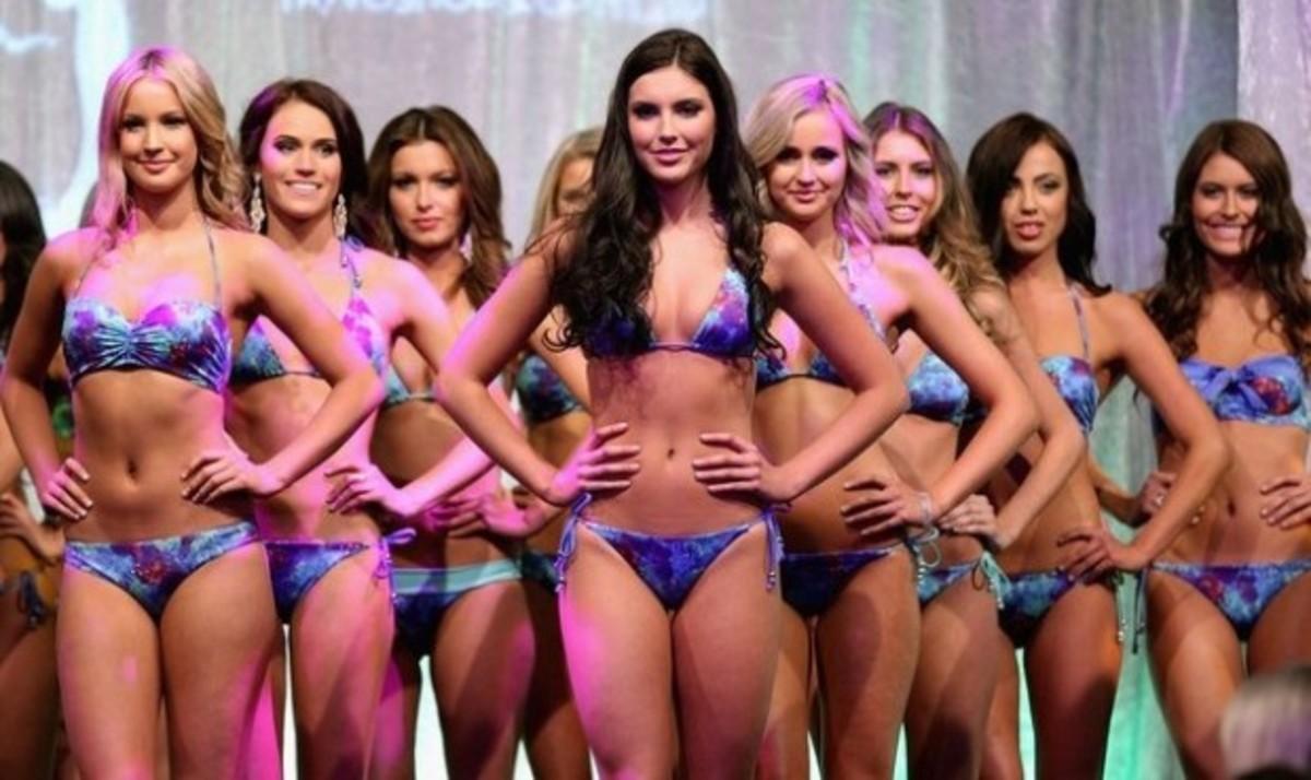Miss Universe Bikini Wear