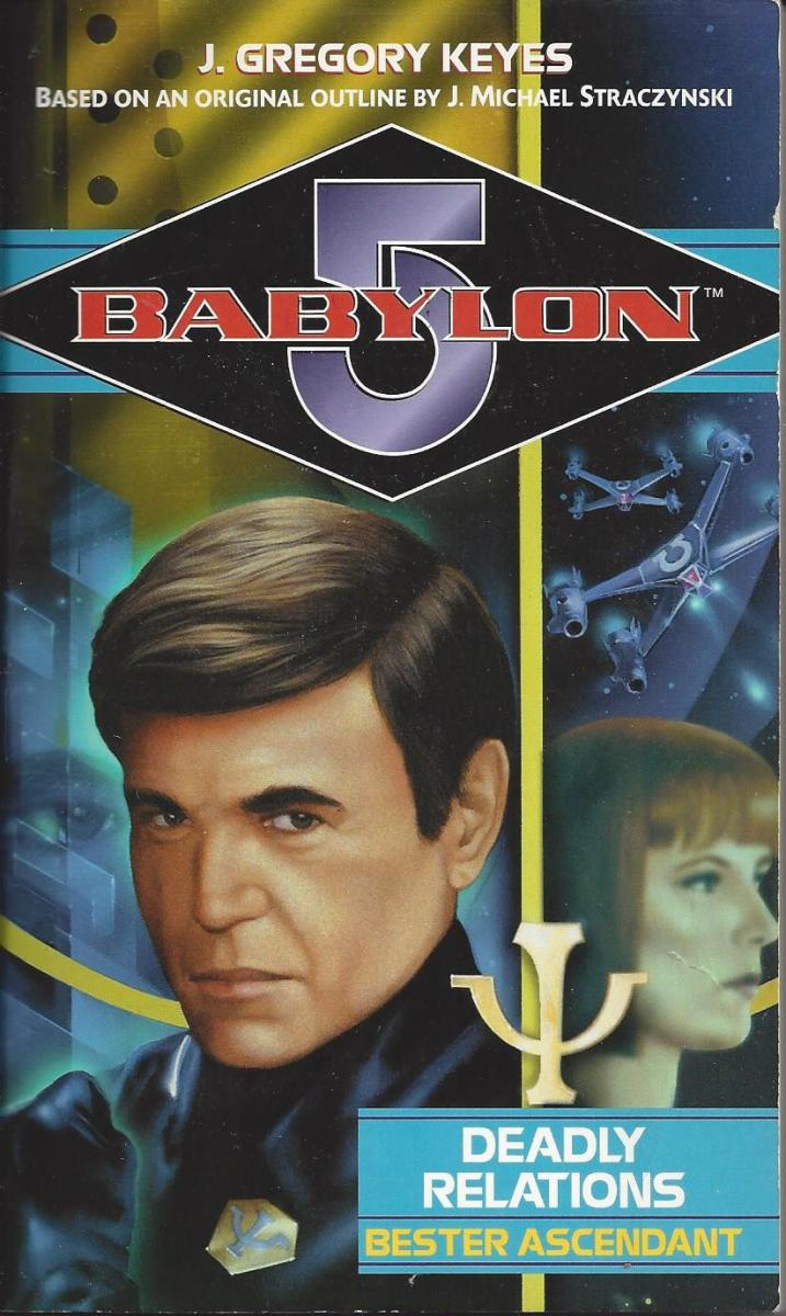 The Psi Corps books build on what the Babylon 5 TV show already made cannon.