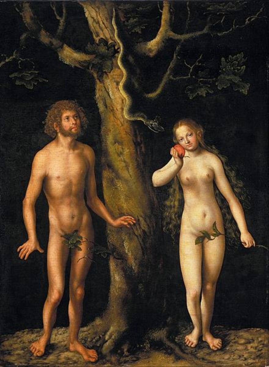 Adam and Eve set the precedent of hardships in marriage from their expulsion out of Eden.