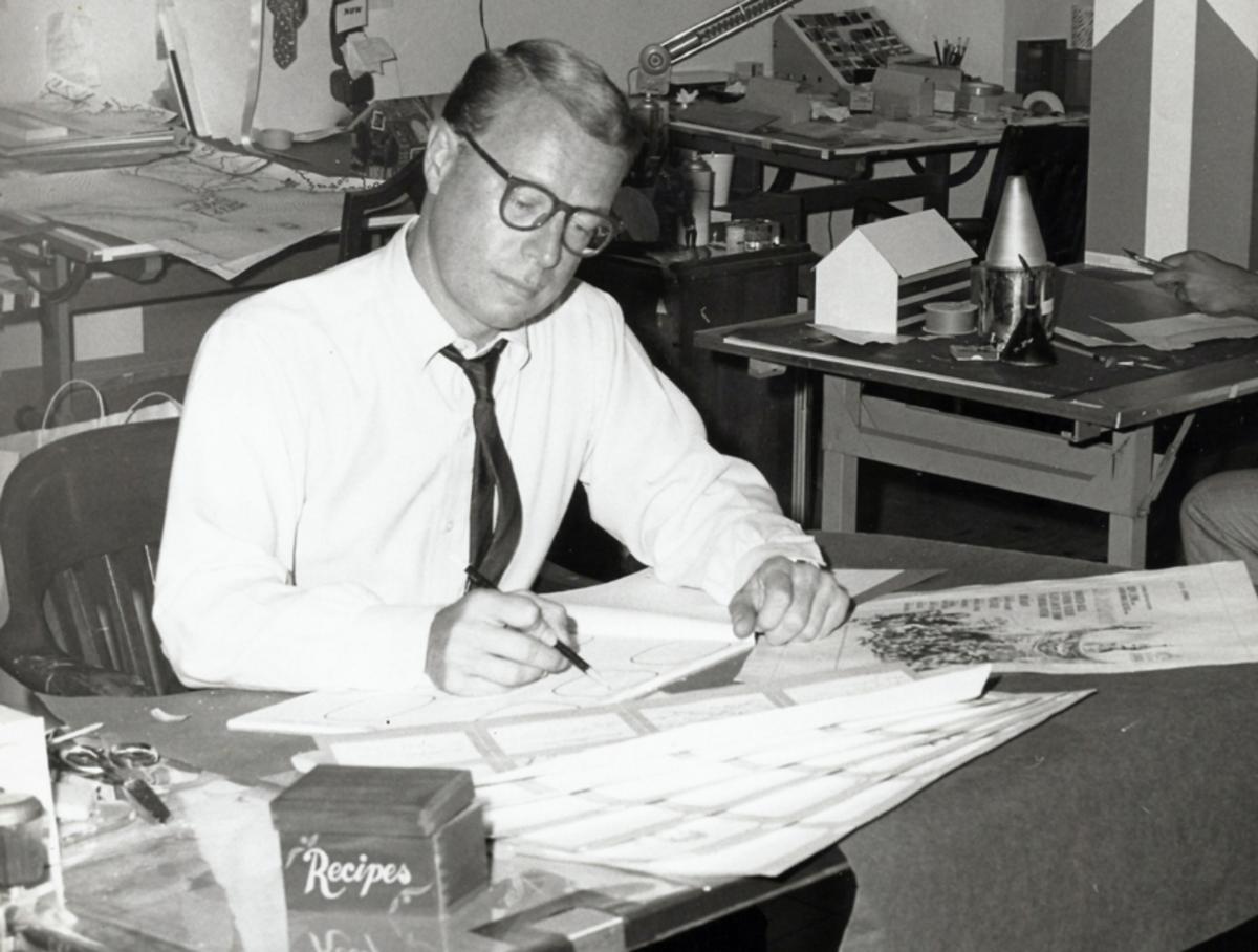 Arthur Rankin in 1966