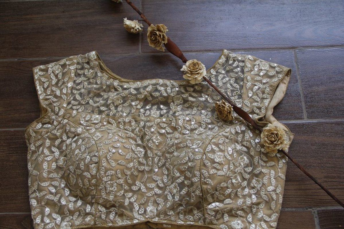 blouse for wedding party