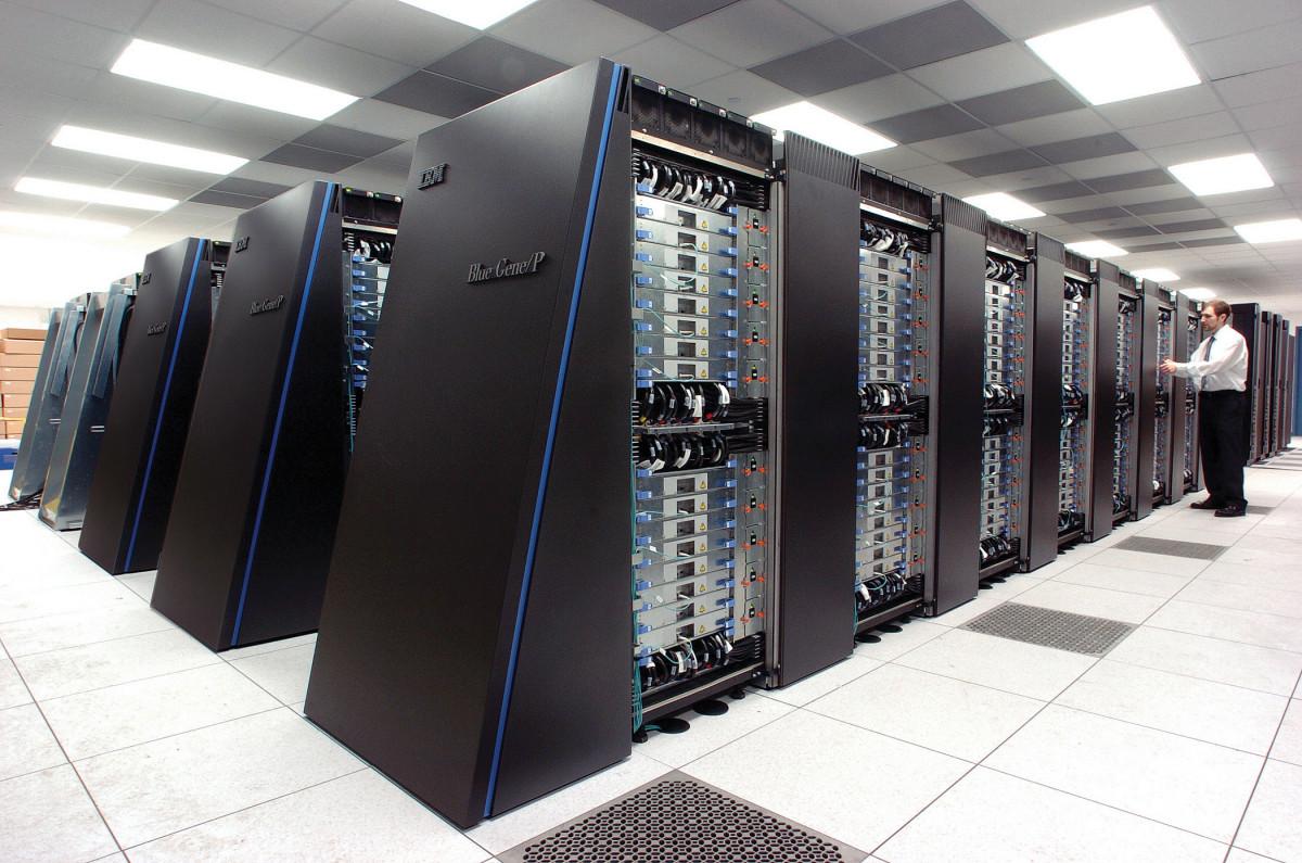 Supercomputer - Blue Gene/P