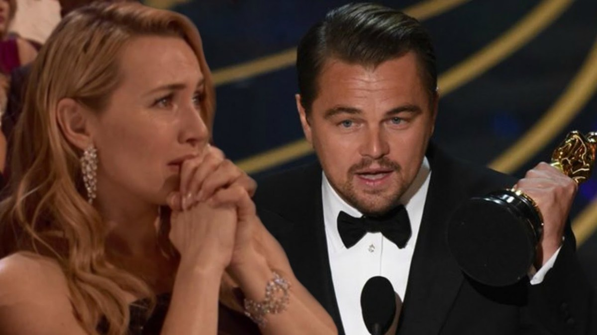 My Thoughts On Hollywood Love and Romance: Leonardo DiCaprio and Kate Winslet