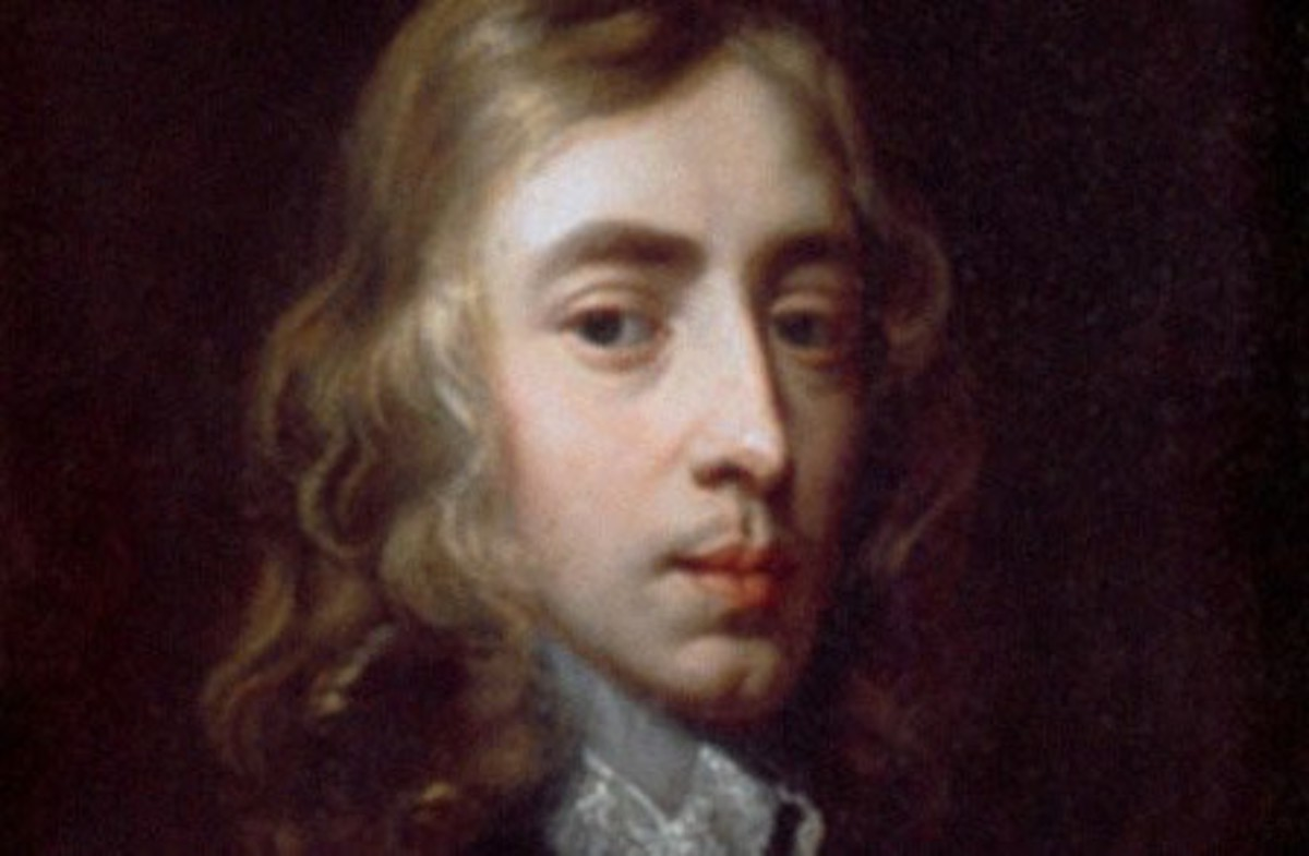 John Milton's Sonnet 19
