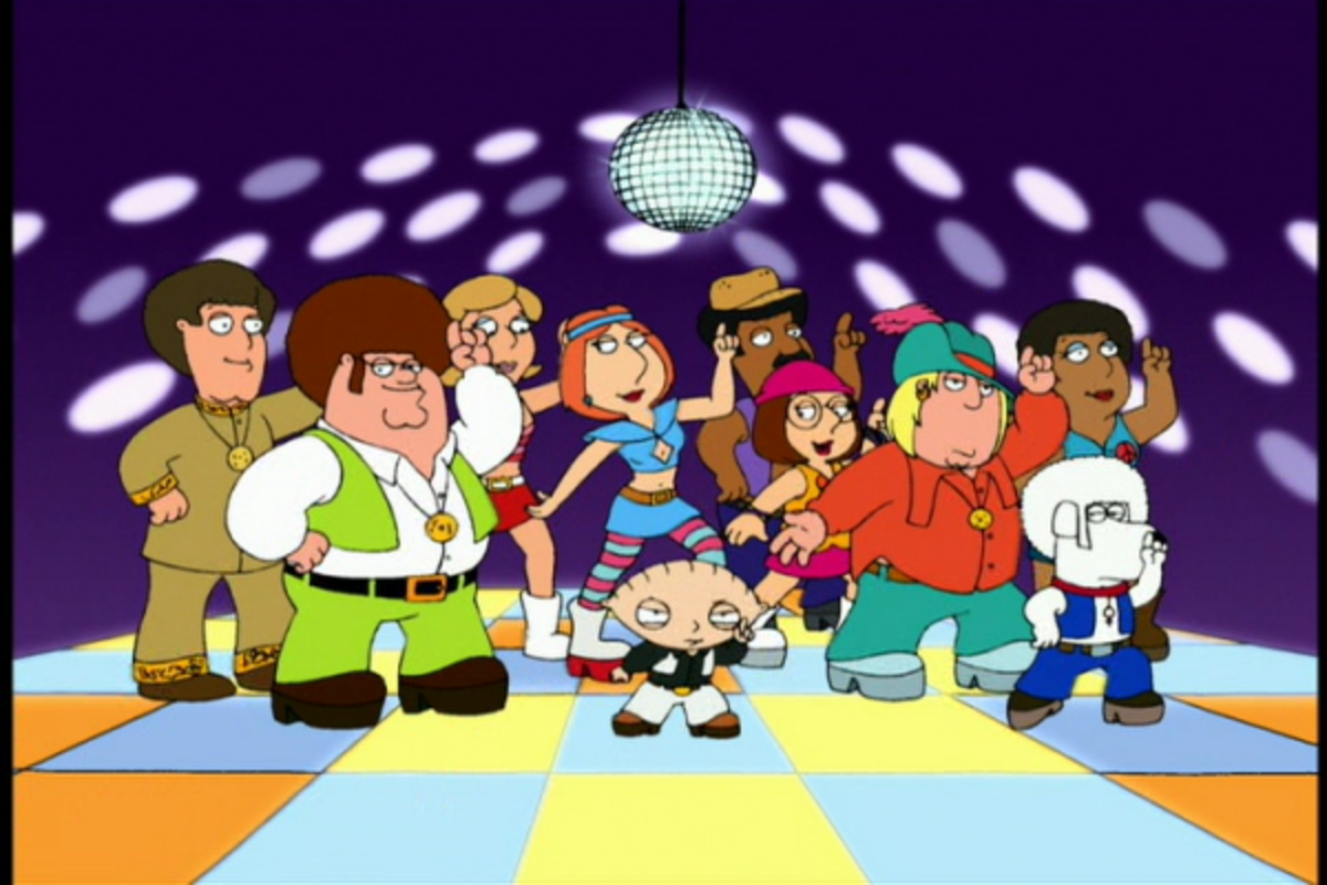 My Personal Top 10 Family Guy Episodes