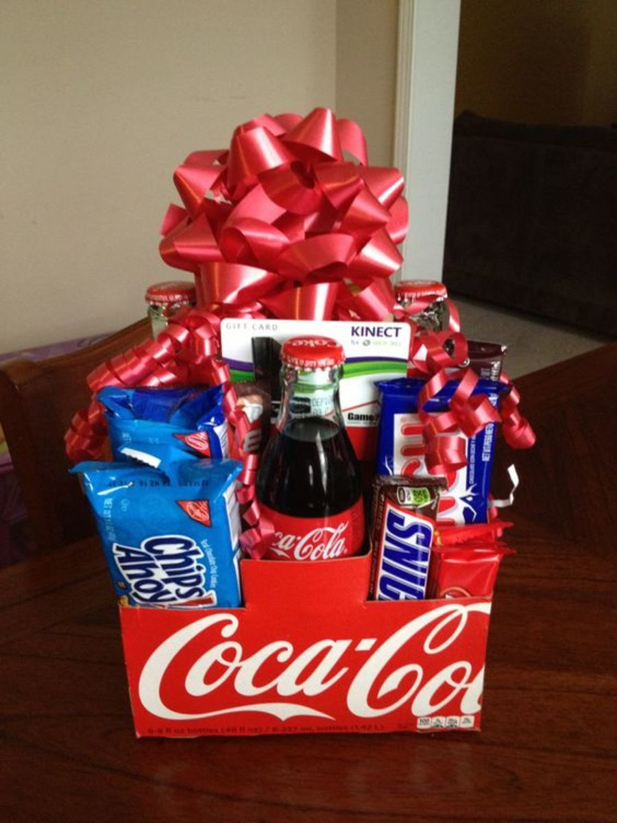 goodies gift pack